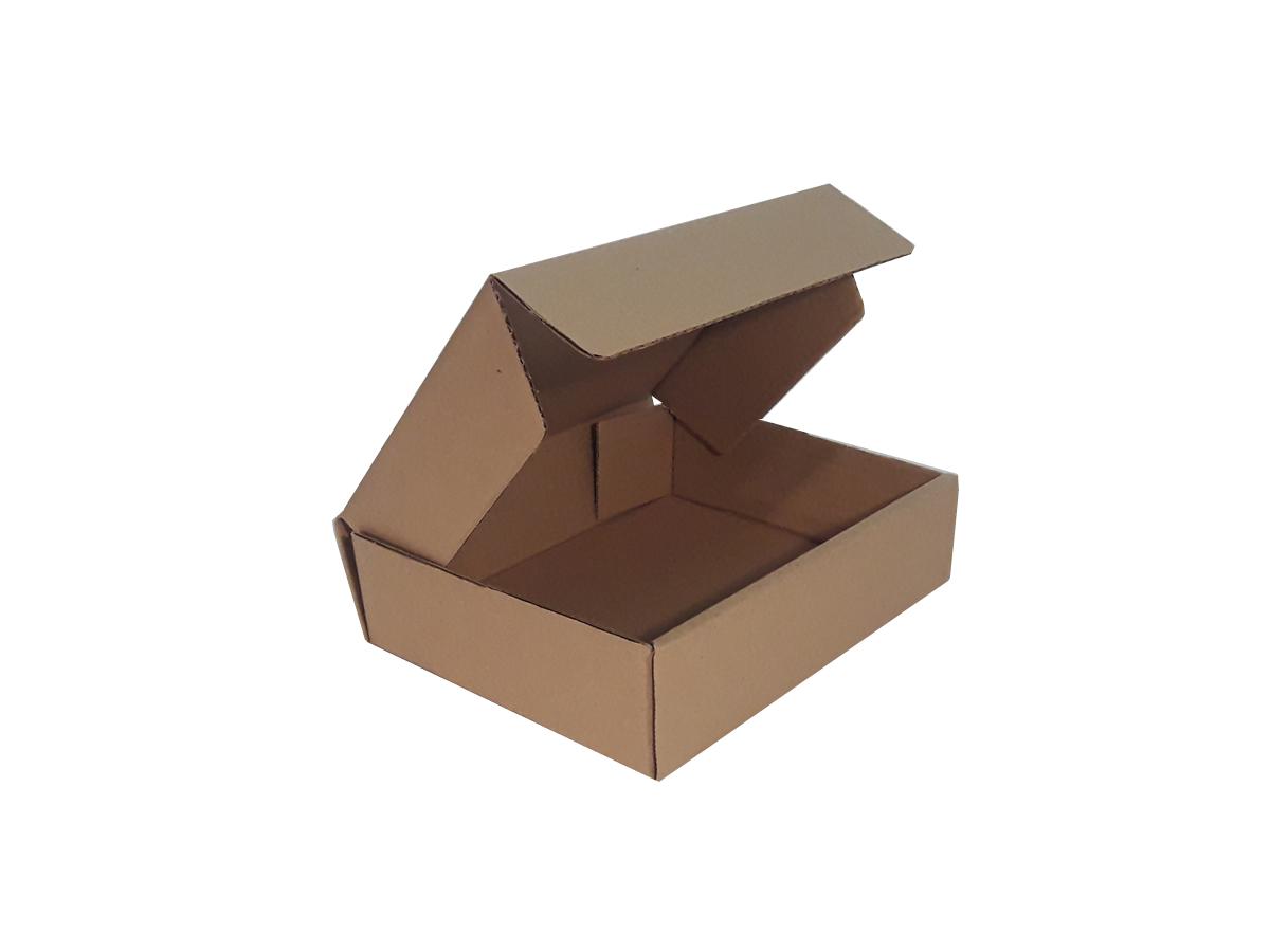 25 Caixas de Papelão 23x19x6 cm | LINHA BÁSICA