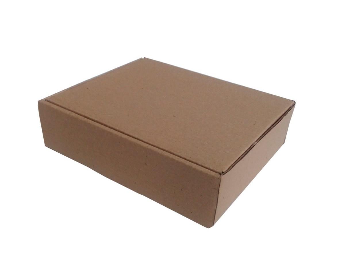 25 Caixas de papelão 23x19x6 cm LINHA PRIME