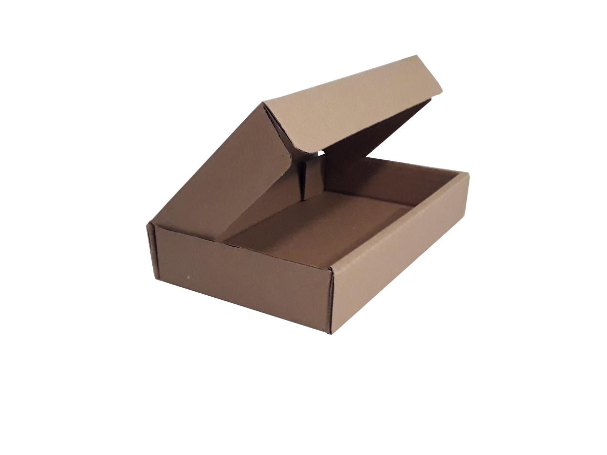 25 Caixas de Papelão 24x14x4 cm LINHA COMUM