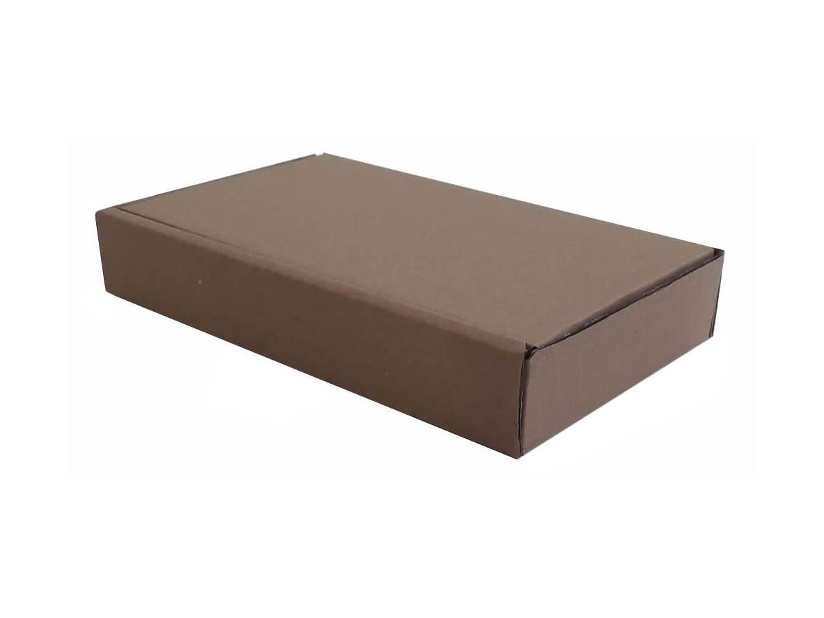 25 Caixas de Papelão 24x14x4 cm para correio e transportes