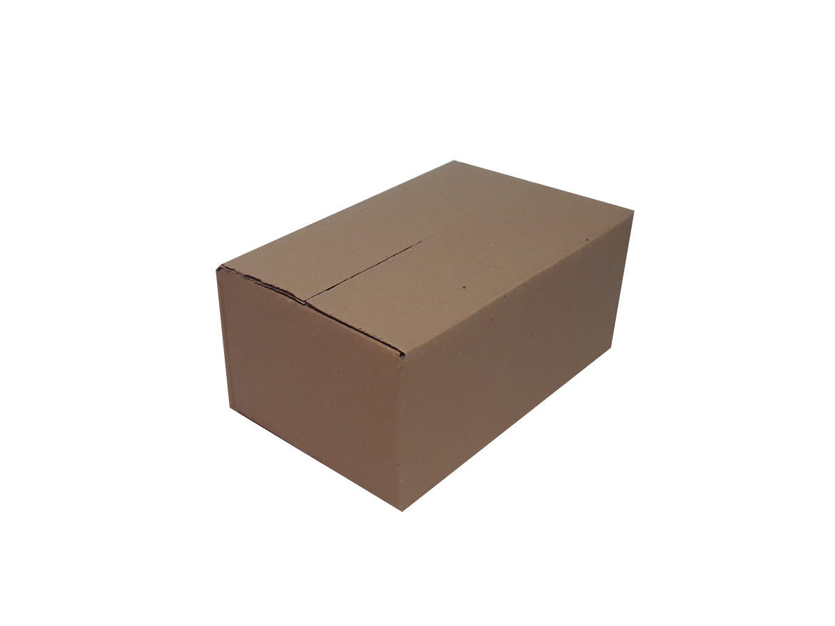 25 Caixas de Papelão 24x15x10 cm | LINHA BÁSICA