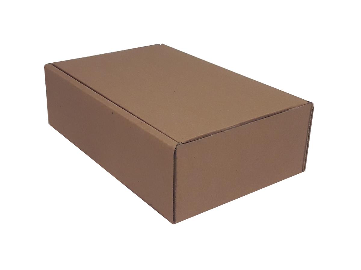25 Caixas de Papelão 24x15x7 cm LINHA COMUM