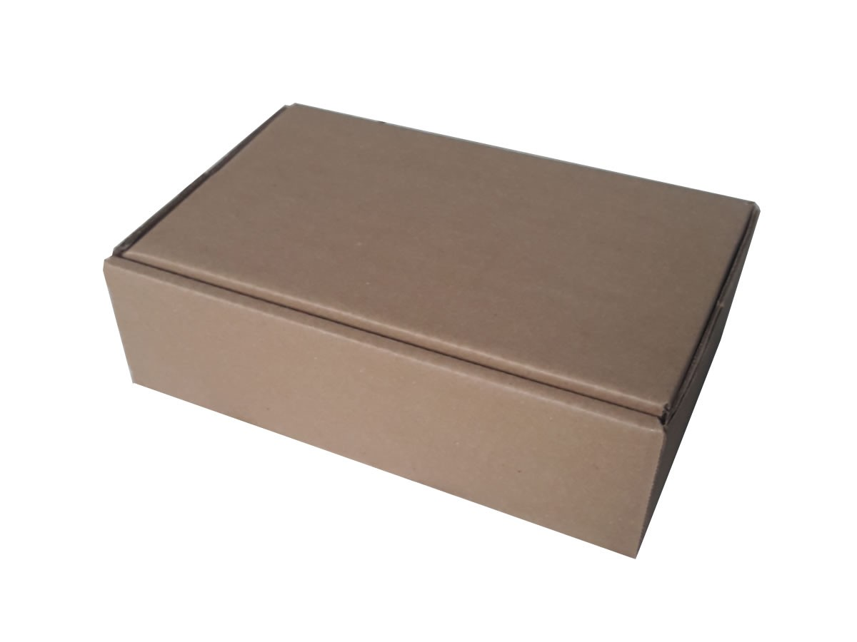 25 Caixas de Papelão 24x15x7 cm LINHA PRIME