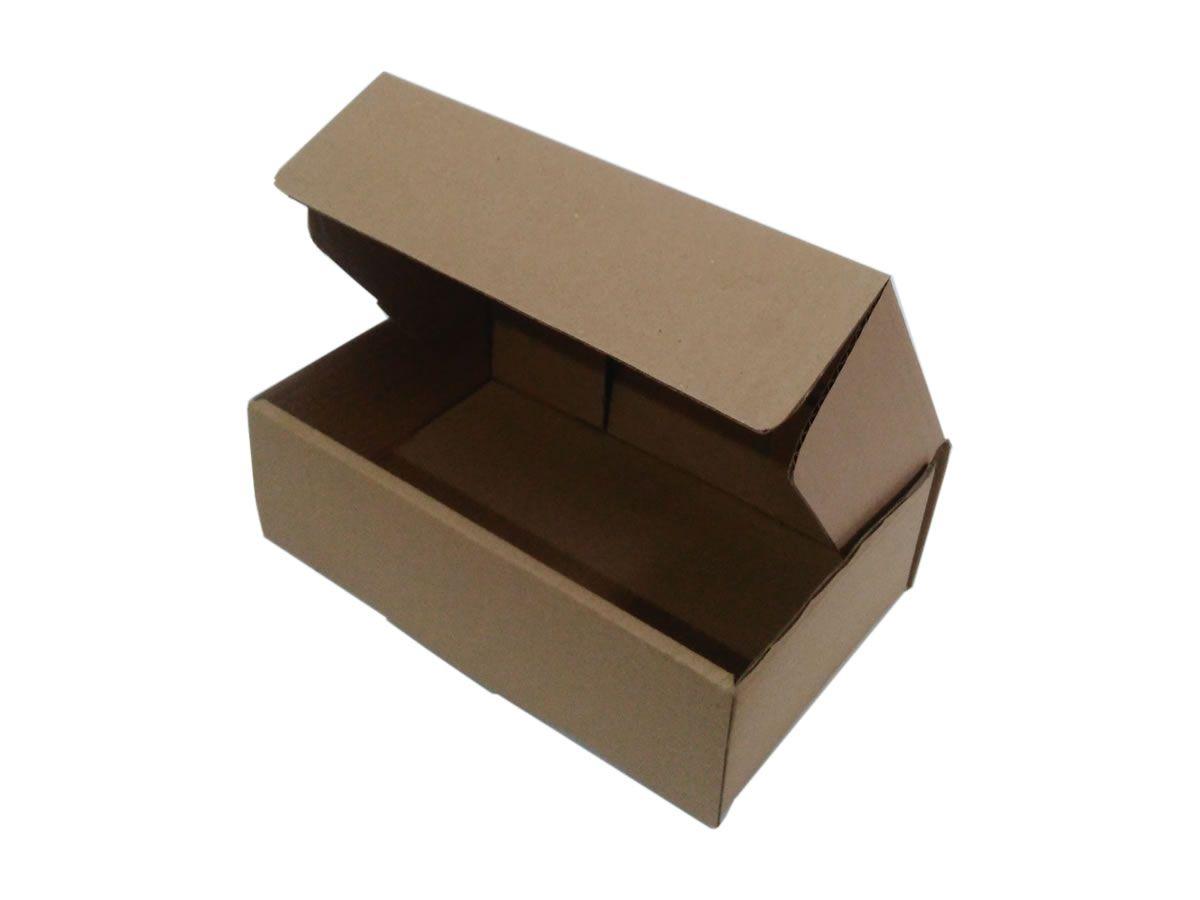 25 Caixas de Papelão 24x15x7 cm para correio e transportes