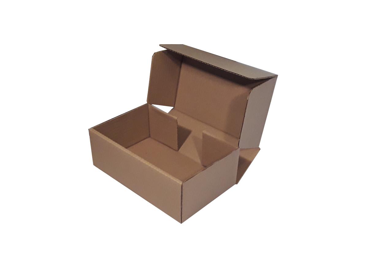 25 Caixas de Papelão 24x15x8,5 cm LINHA COMUM