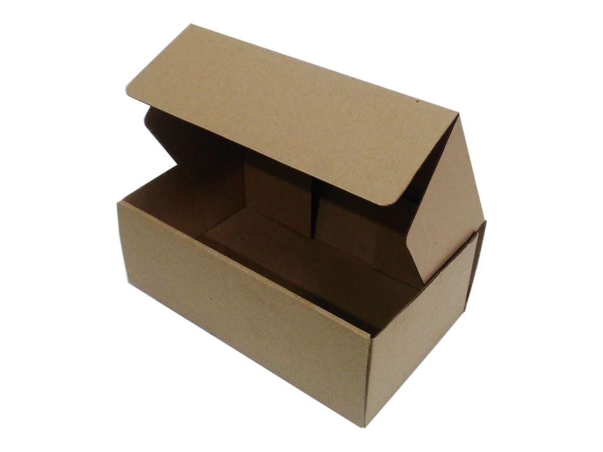 25 Caixas de Papelão 24x15x8,5 cm para correio e transportes