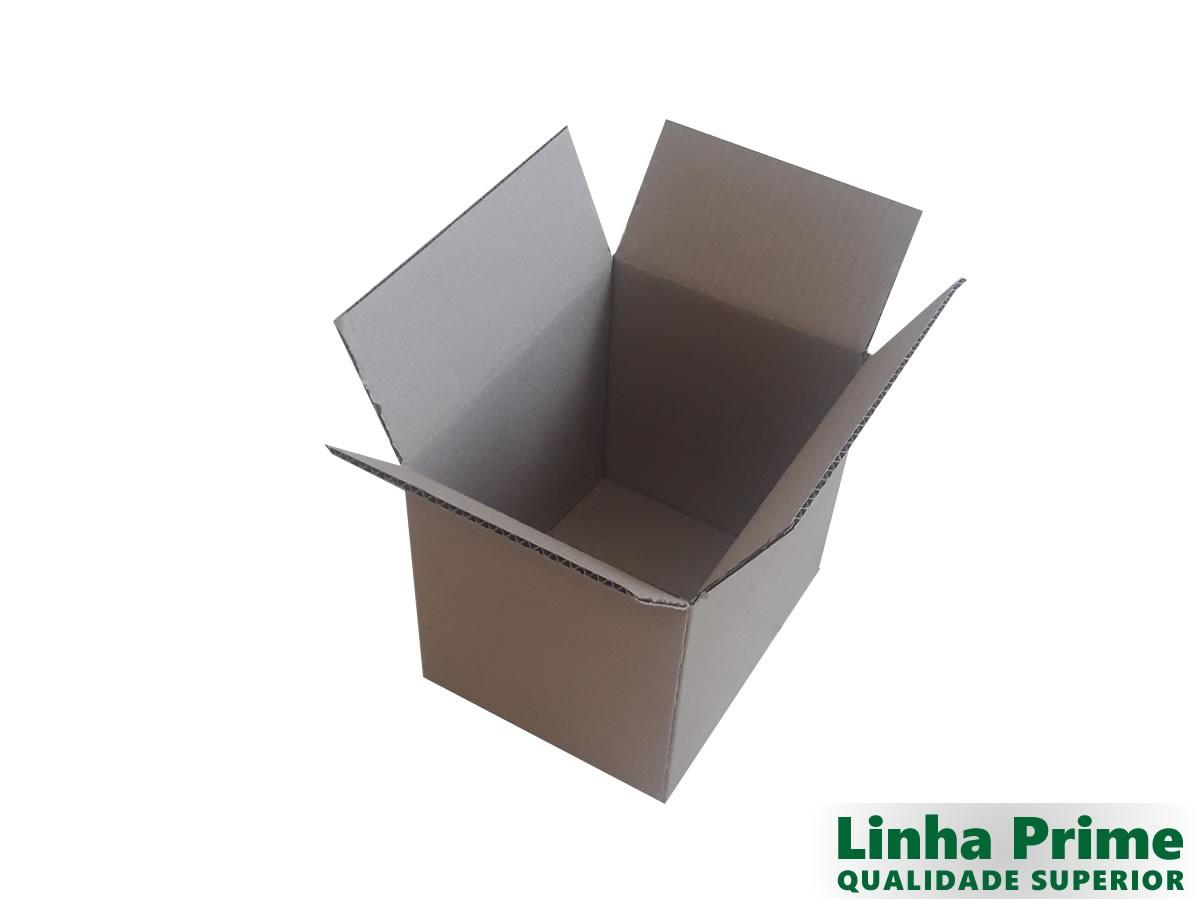25 Caixas de papelão 24x19x21 cm LINHA PRIME