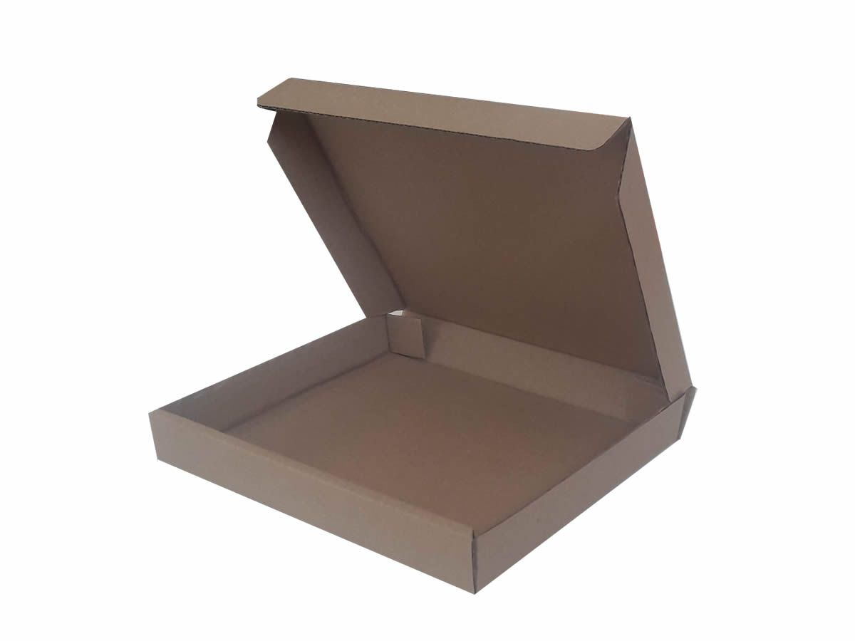 25 Caixas De Papelão 26x23x3,5 cm para correio e transportes