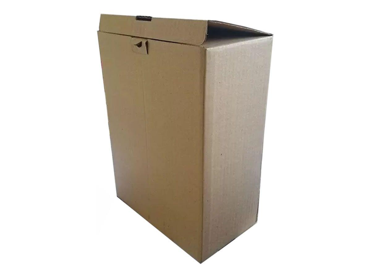25 Caixas de Papelão 27x15x36 cmpara correio e transportes