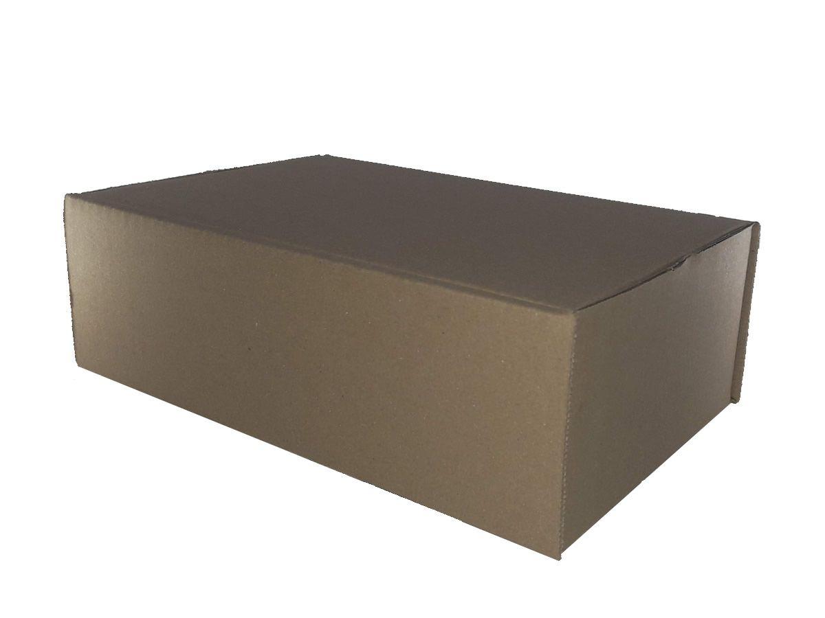 25 Caixas de Papelão 27x18x9 cm para correio e transportes