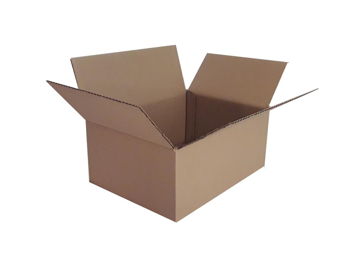 25 Caixas de Papelão 28x21x12 cm | LINHA BÁSICA