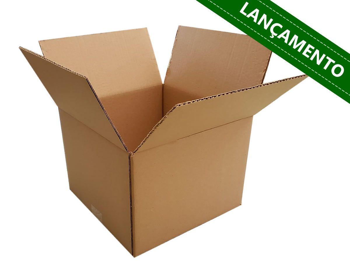 25 Caixas de Papelão 29x29x21 cm para correio e transportes