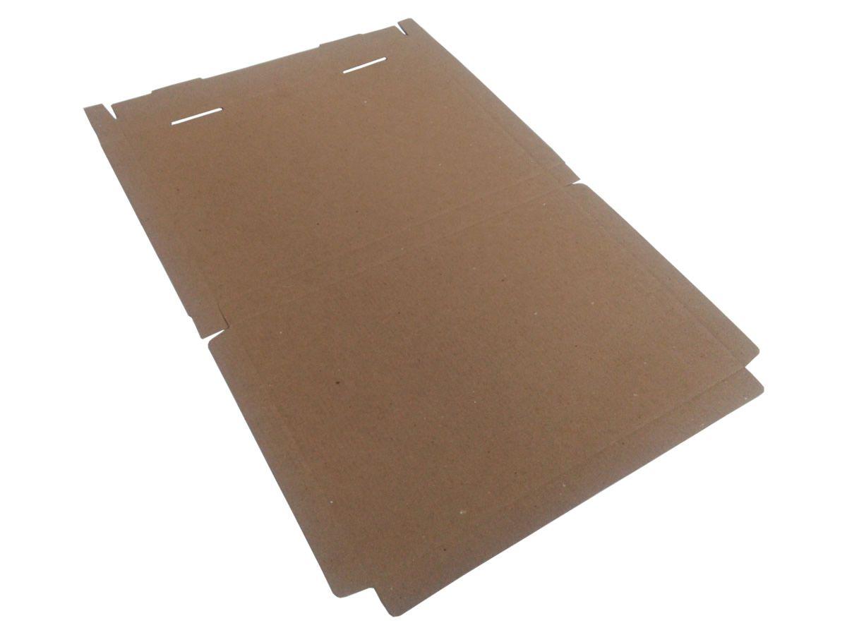 25 Caixas de Papelão 30x20,5x2 cm para correio e transportes