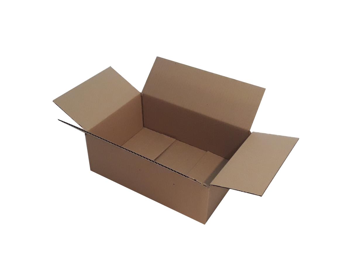 25 Caixas de Papelão 30x20x10 cm | LINHA BÁSICA