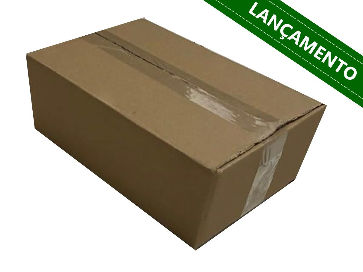 25 Caixas de papelão 30x20x10 cm  LINHA PRIME