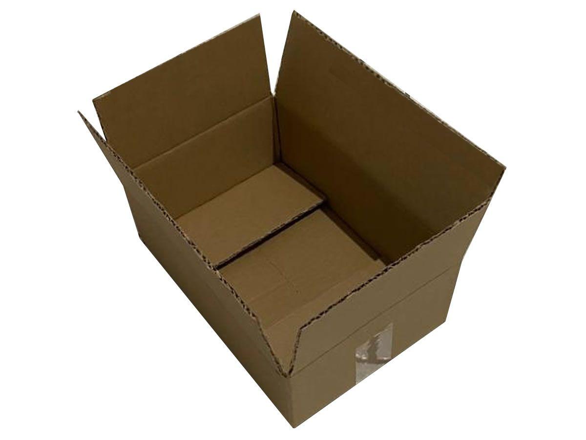 25 Caixas de papelão 30x20x10 cm - PRIME - para correio e transportes