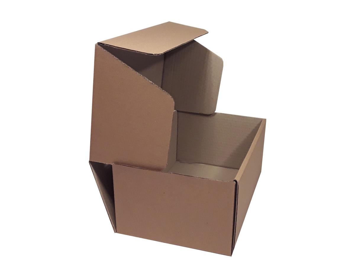 25 Caixas de Papelão 30x20x13,5 cm LINHA COMUM