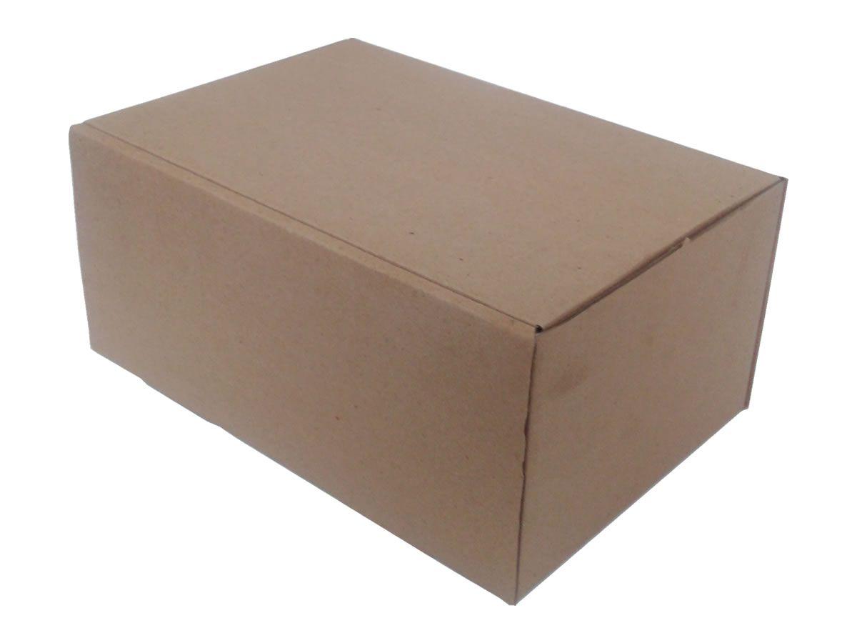 25 Caixas de Papelão 30x20x13,5 cm para correio e transportes