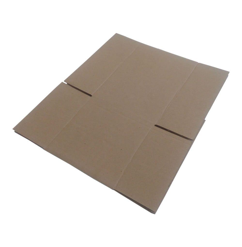 25 Caixas de Papelão 30x20x20 cm para correio e transportes