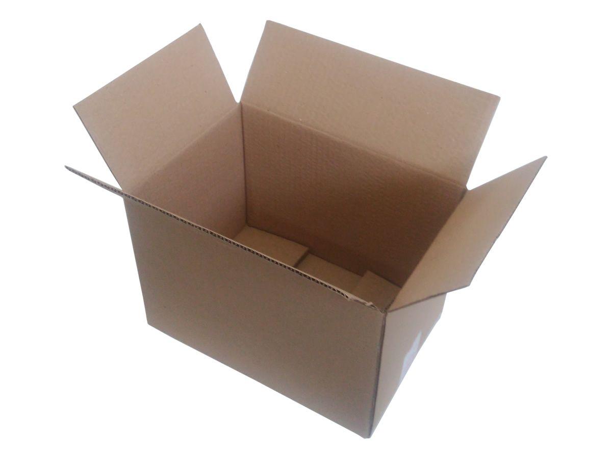 25 Caixas de papelão 30x20x20 cm - PRIME