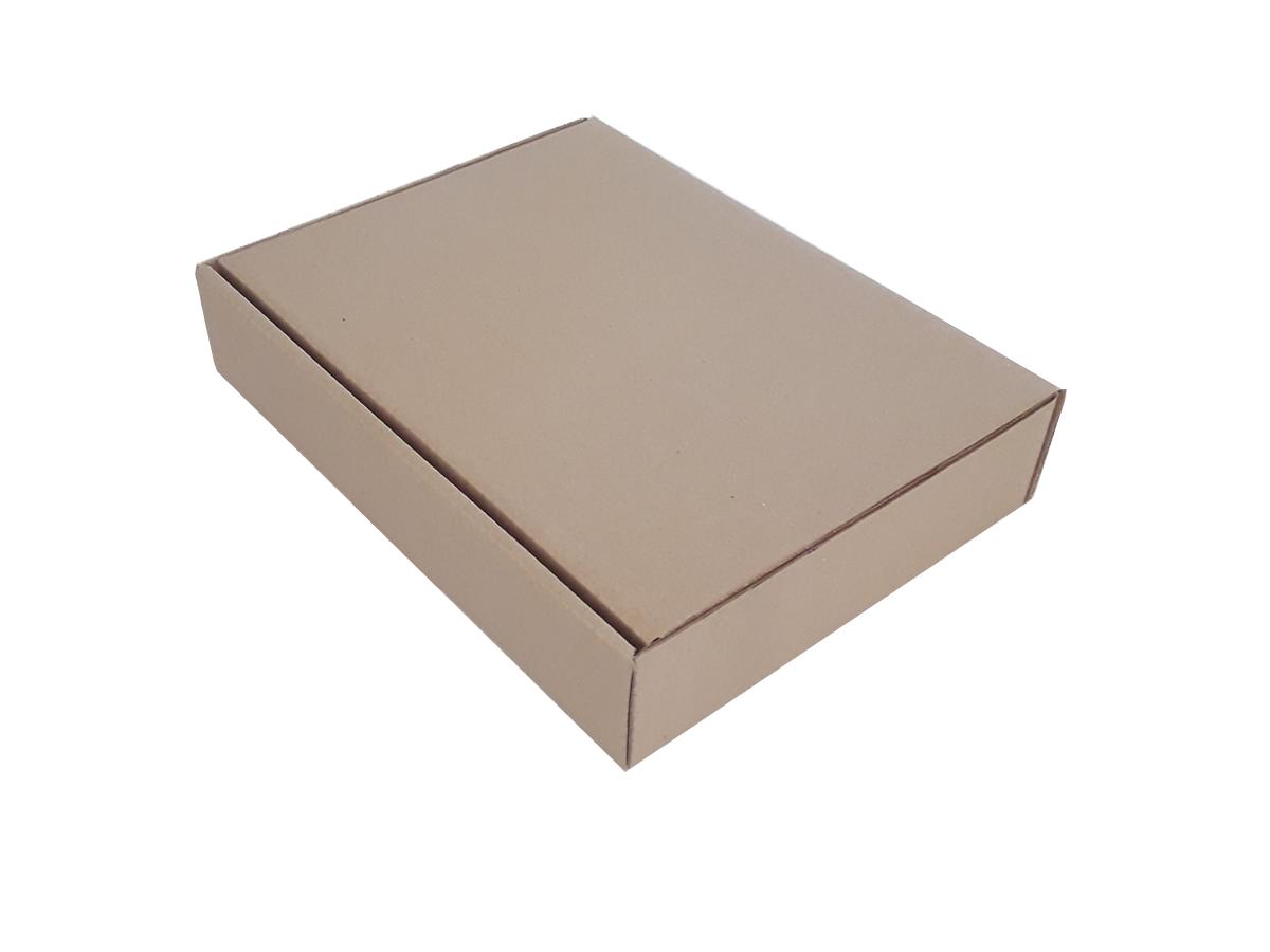 25 Caixas de Papelão 31,5x24x6,5 cm LINHA COMUM
