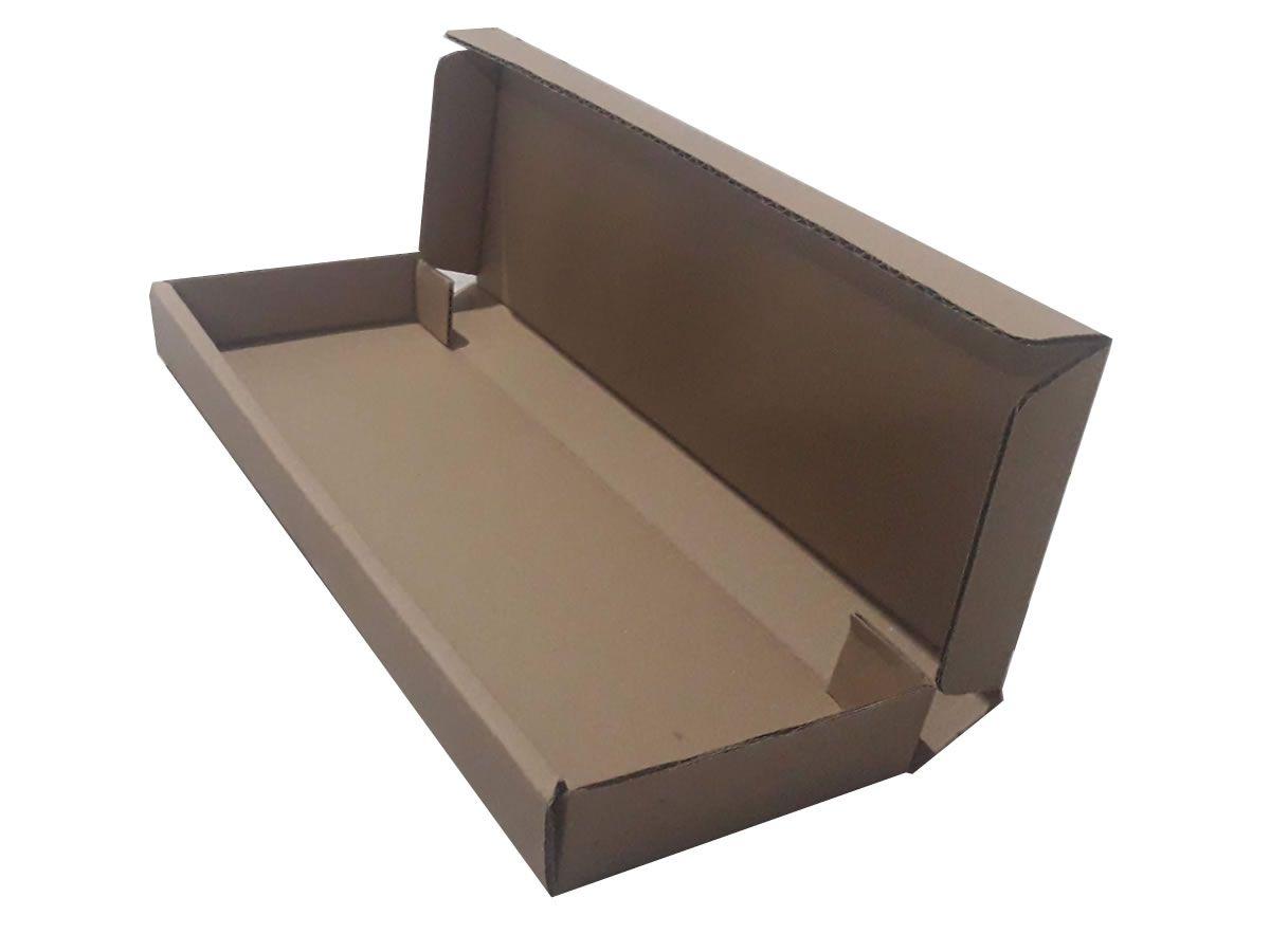 25 Caixas de papelão 31x11x3 para correios e transportes