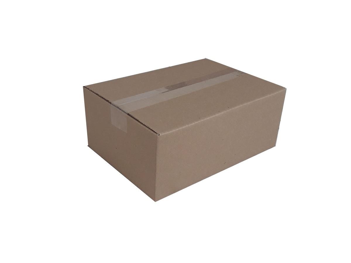 25 Caixas de Papelão 31x22x12 cm LINHA PRIME
