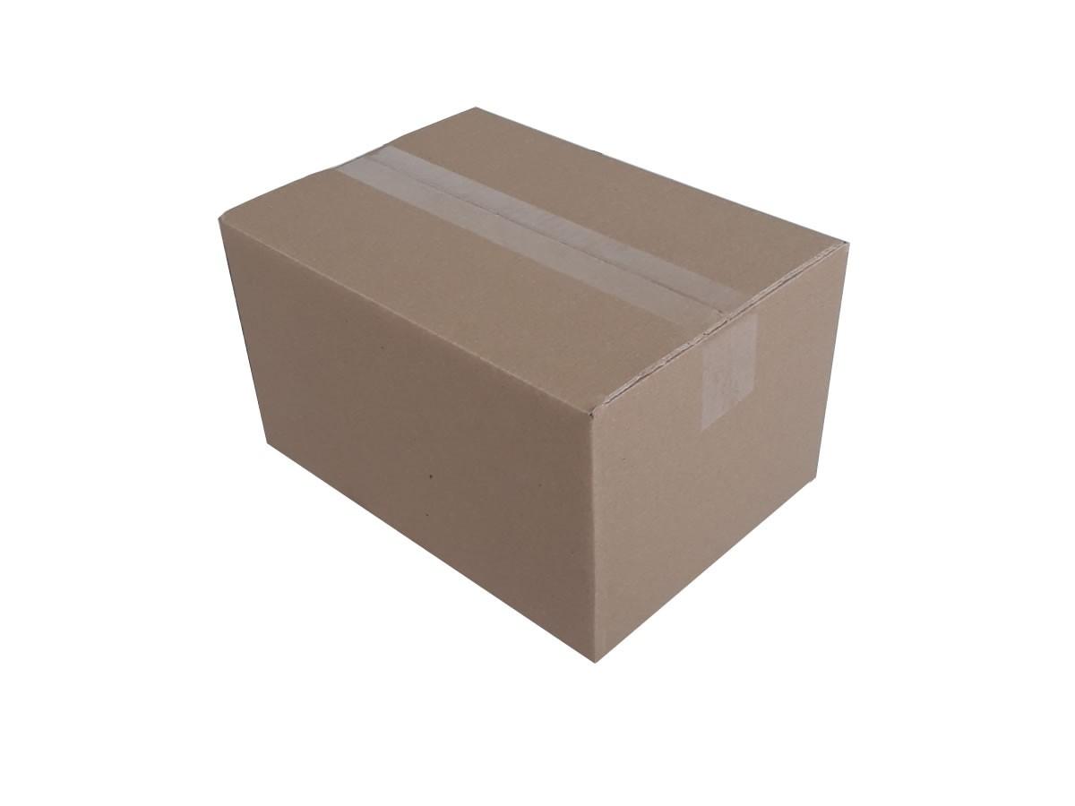 25 Caixas de Papelão 31x22x17 cm LINHA PRIME