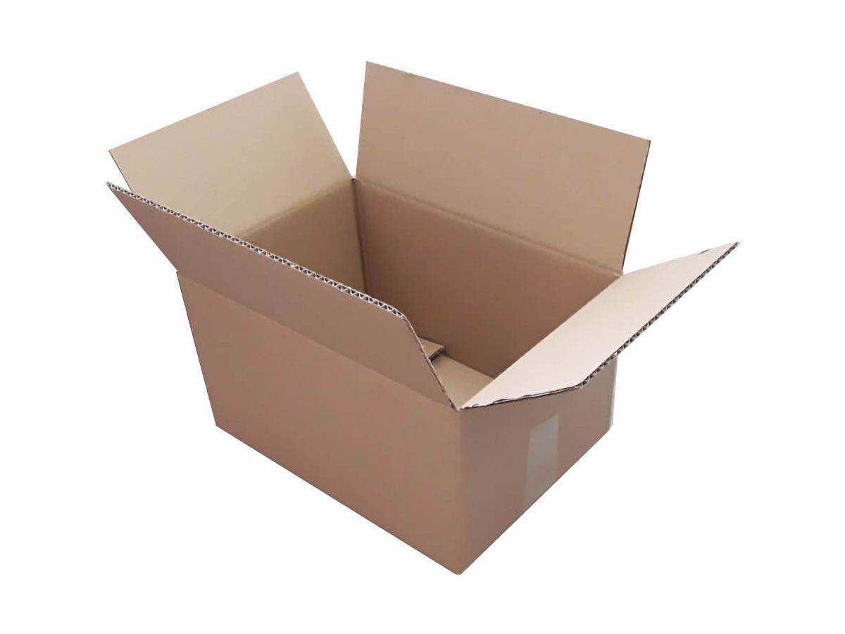 25 Caixas de papelão 31x22x17 cm para correio e transportes