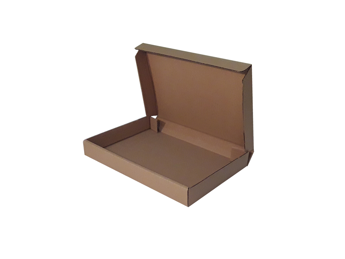 25 Caixas de Papelão 33x24x4 cm - LINHA COMUM