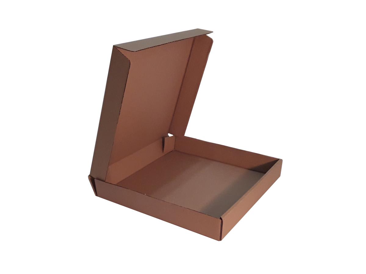 25 Caixas de Papelão 33x33x5 cm LINHA COMUM