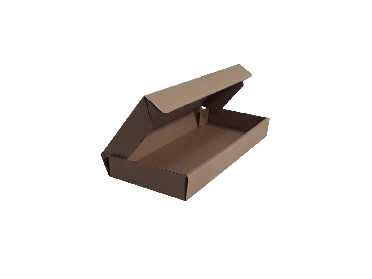 25 Caixas de papelão 34x14x4 cm LINHA COMUM