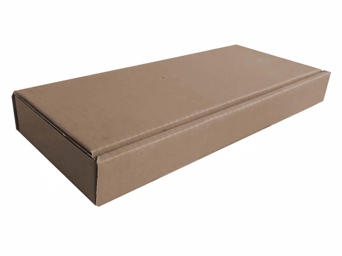 25 Caixas de papelão 34x14x4 cm para correio e transportes