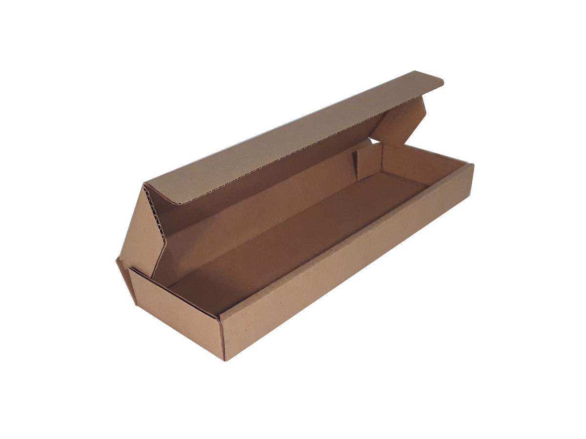 25 Caixas de papelão 35x11x4 cm LINHA COMUM