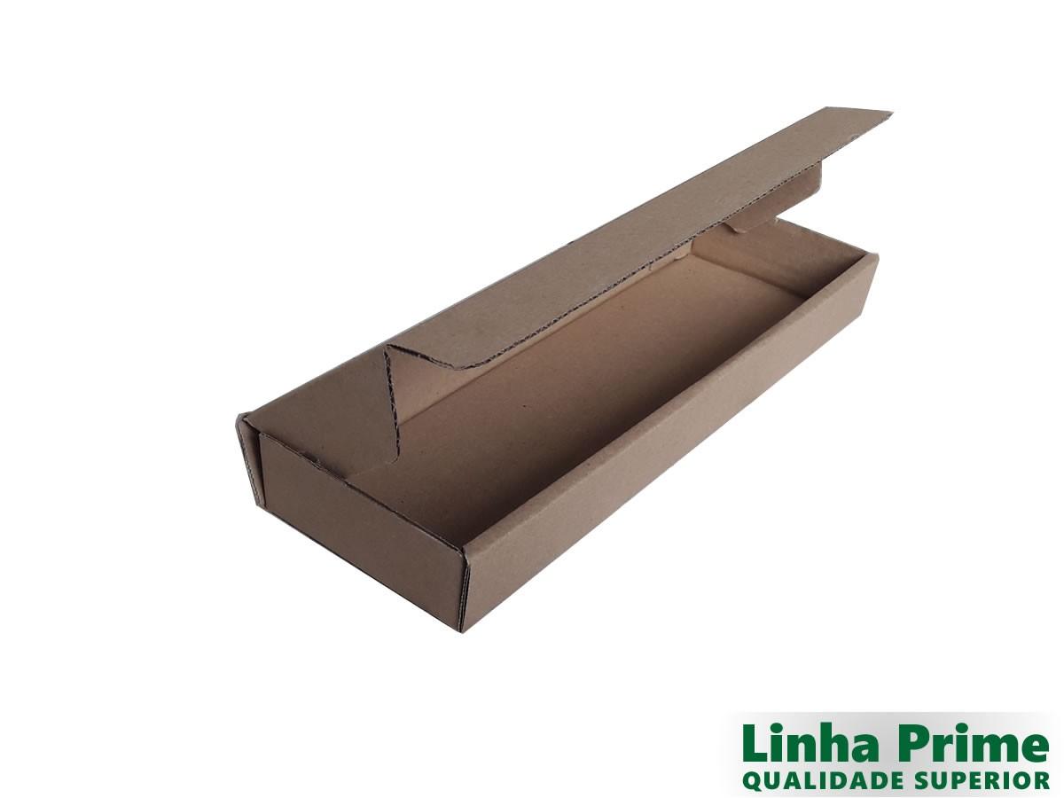 25 Caixas de papelão 35x11x4 cm LINHA PRIME