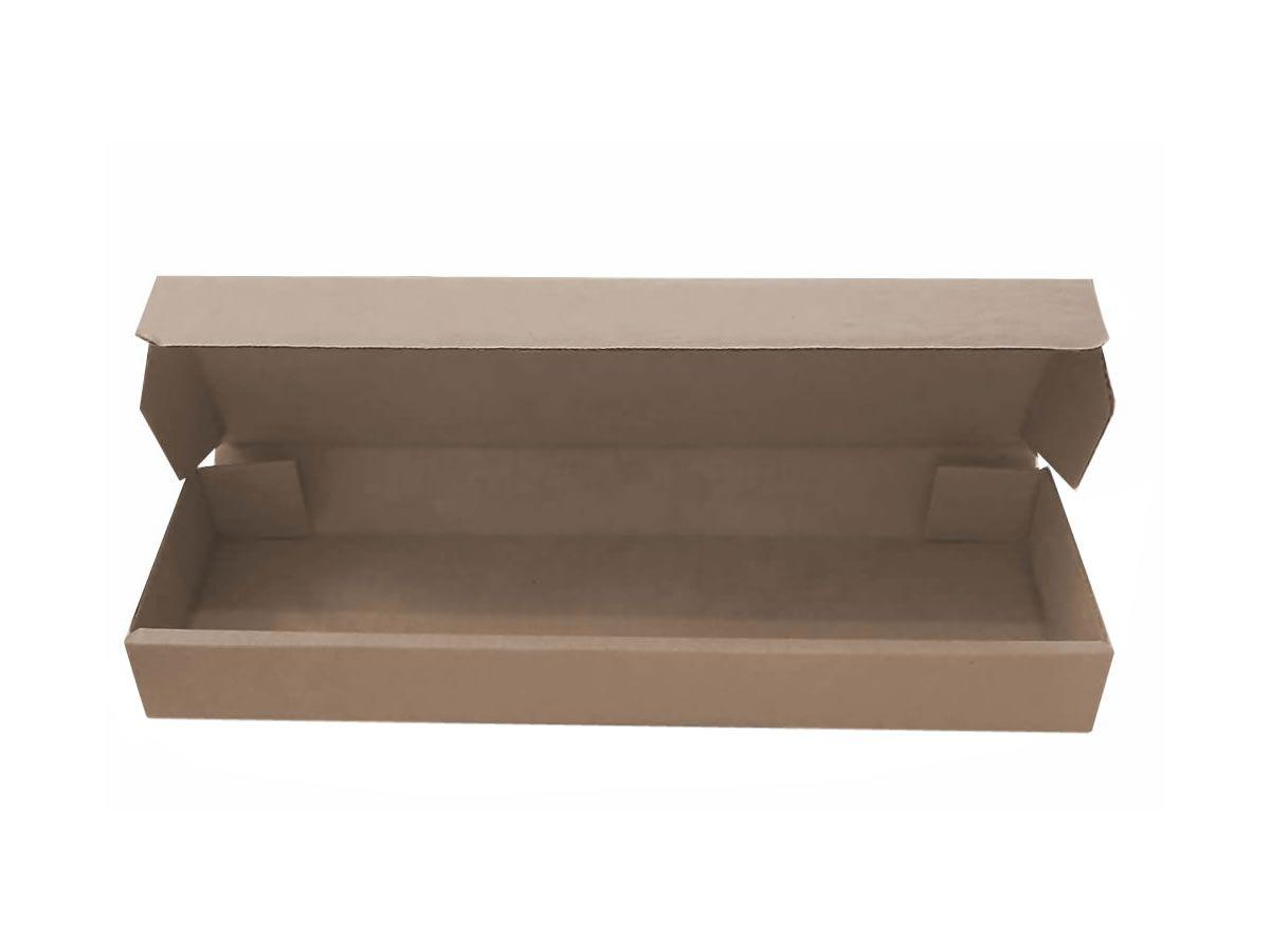25 Caixas de papelão 35x11x4 cm para correio e transportes