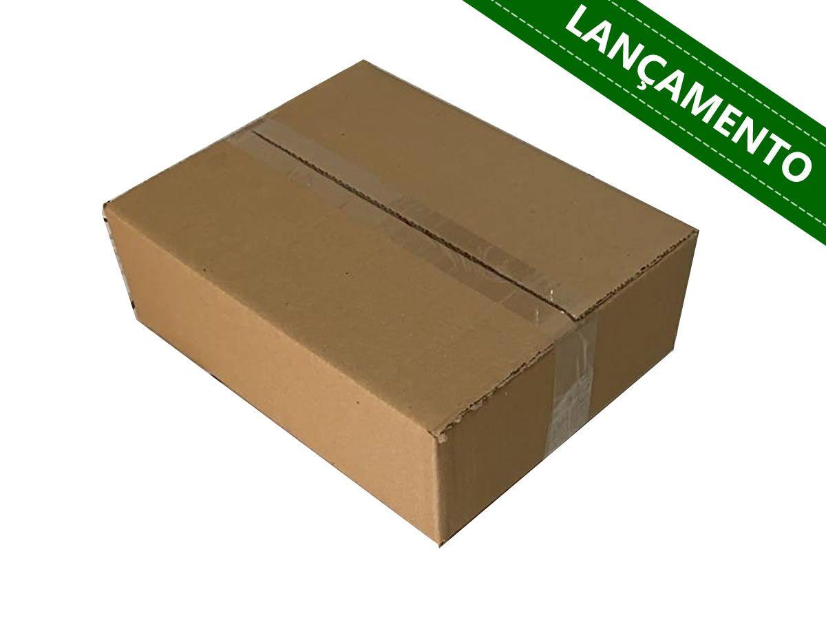 25 Caixas de Papelão 35x27x10 cm para correio e transportes
