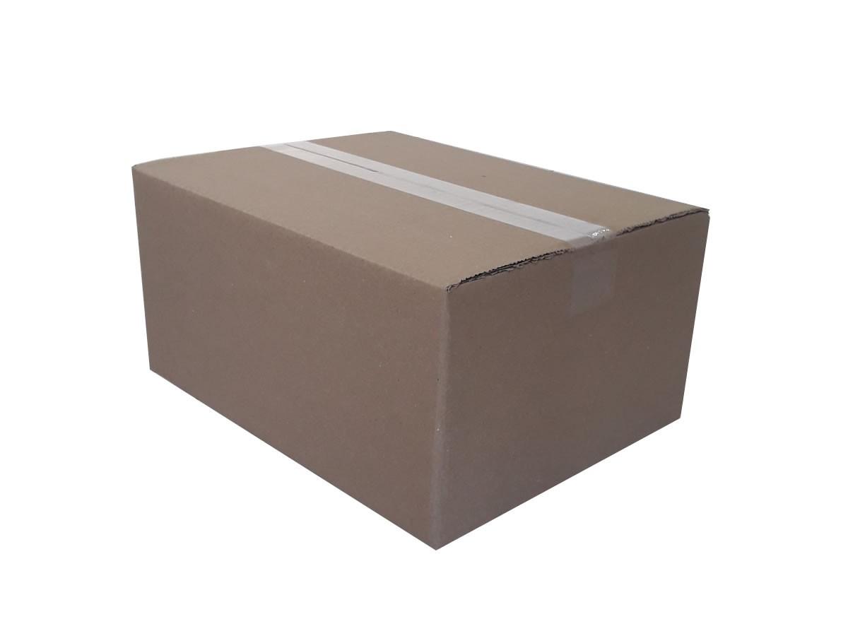25 Caixas de Papelão 35x28x17 cm LINHA PRIME