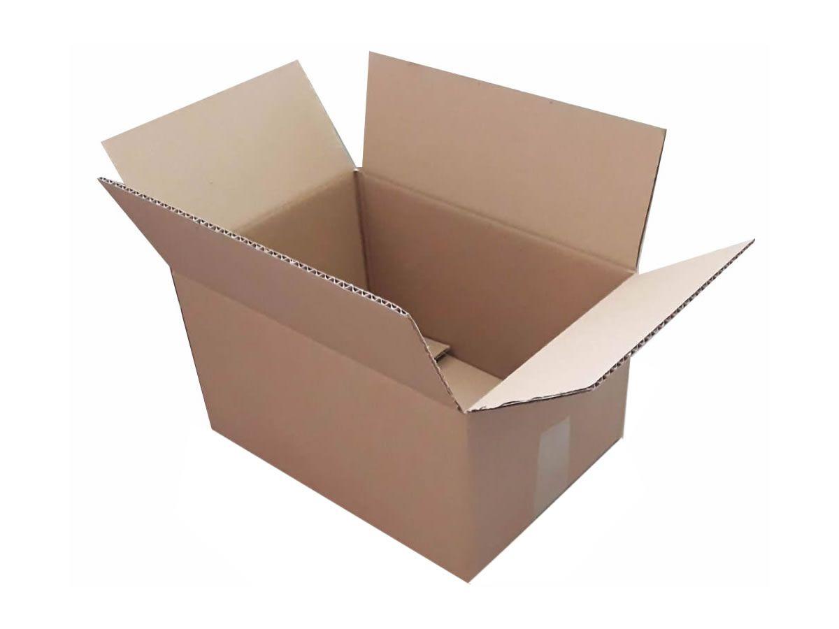 25 Caixas de Papelão 35x28x17 cm para correio e transportes