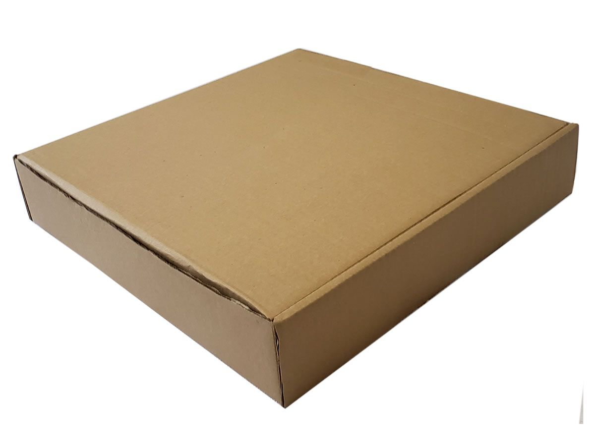 25 Caixas de Papelão 35x35x7 cm para correio e transportes