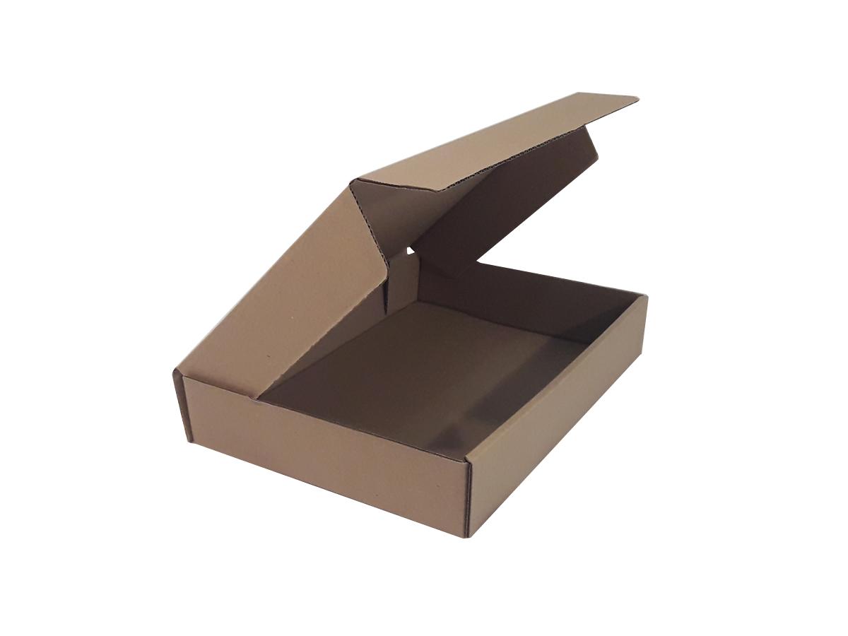 25 Caixas de Papelão 36x26x6 cm LINHA COMUM