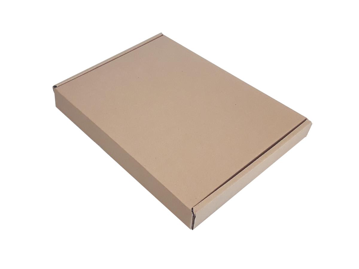 25 Caixas de papelão 36x27x4 cm LINHA COMUM