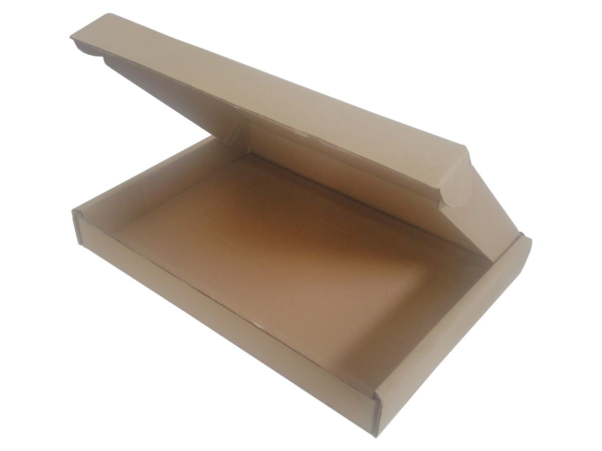 25 Caixas de papelão 36x27x4 cm para correio e transportes