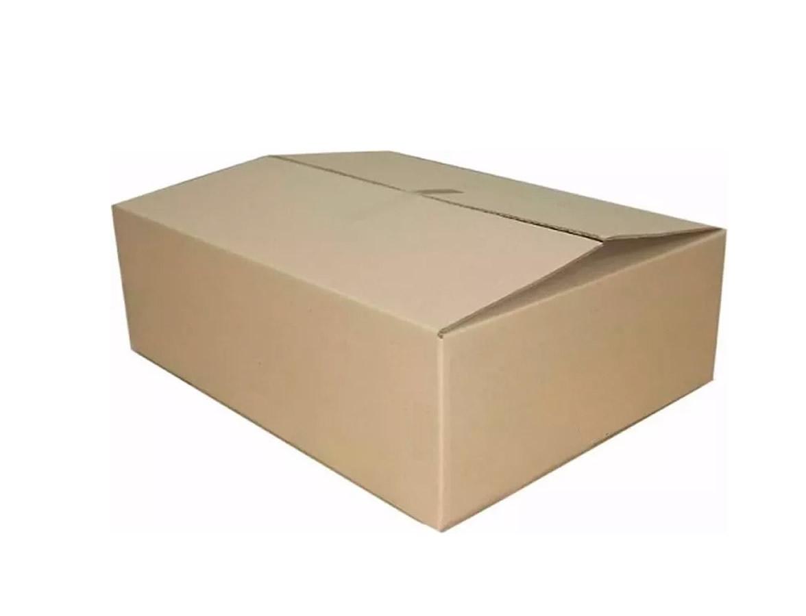 25 Caixas de papelão 39,5x29,5x12 cm | LINHA PRIME