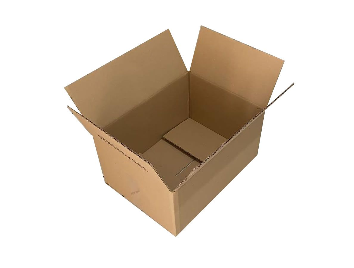 25 Caixas de Papelão 39,5x29,5x20 cm para correio e transportes