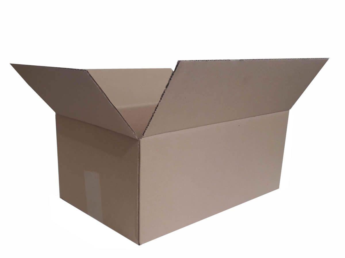 25 Caixas de Papelão 40x24x16,5 cm para correio e transportes