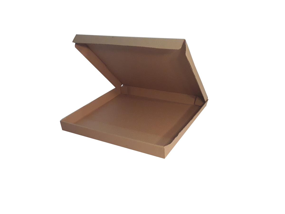 25 Caixas de Papelão 40x40x4 cm | LINHA BÁSICA