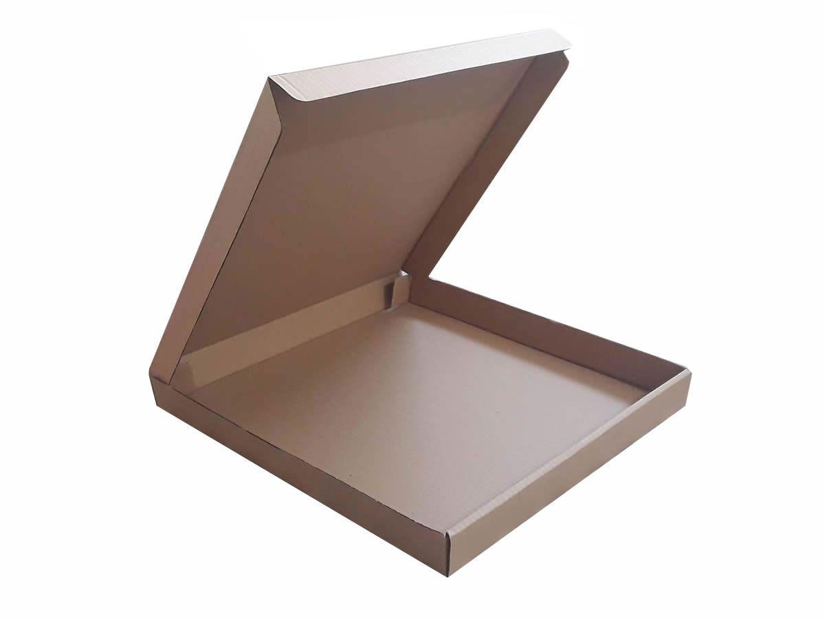 25 Caixas de Papelão 40x40x4 cm para correio e transportes