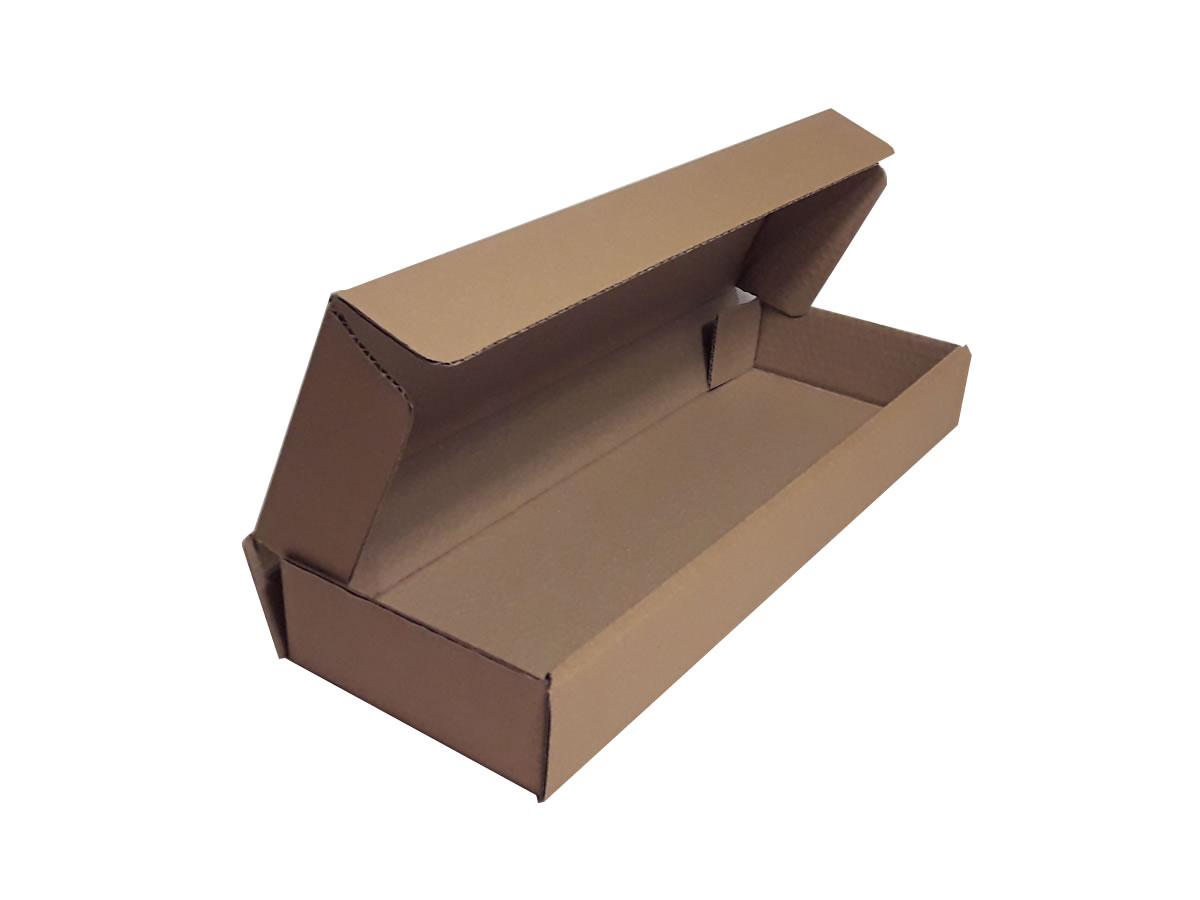 25 Caixas de Papelão 41x13,5x5 cm LINHA COMUM