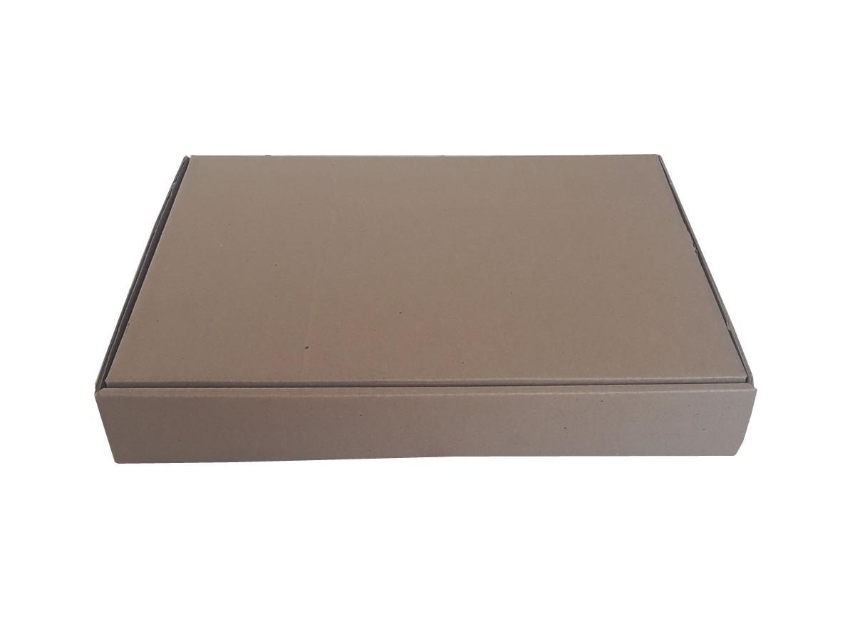 25 Caixas de Papelão 41x31x6 cm LINHA PRIME